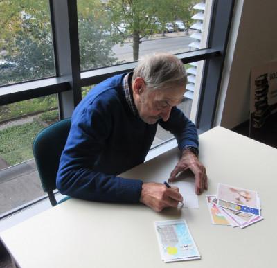 Postkaartenactie: Onmisbaar veraf